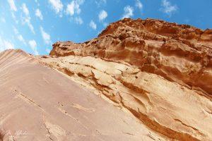 red desert wadi rum
