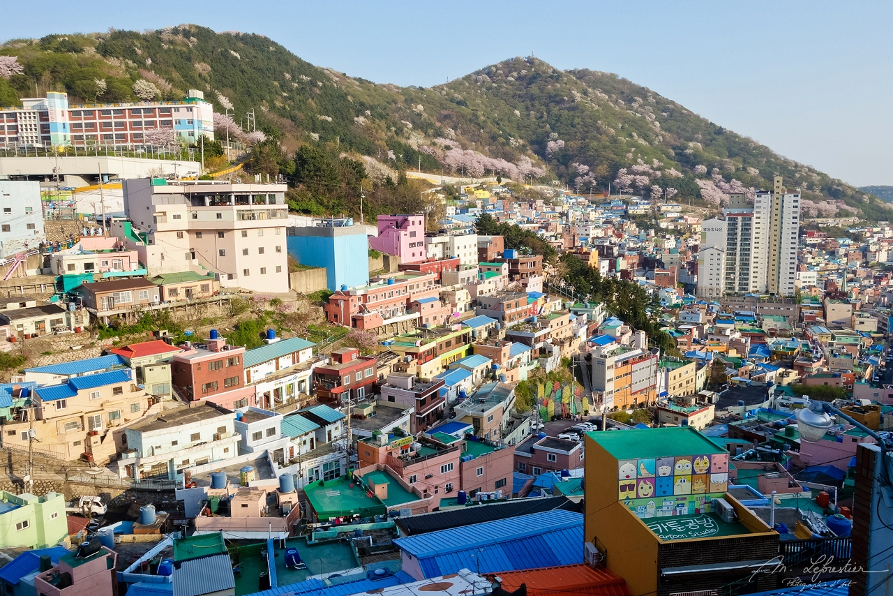 South Korea: get lost in Gamcheon village