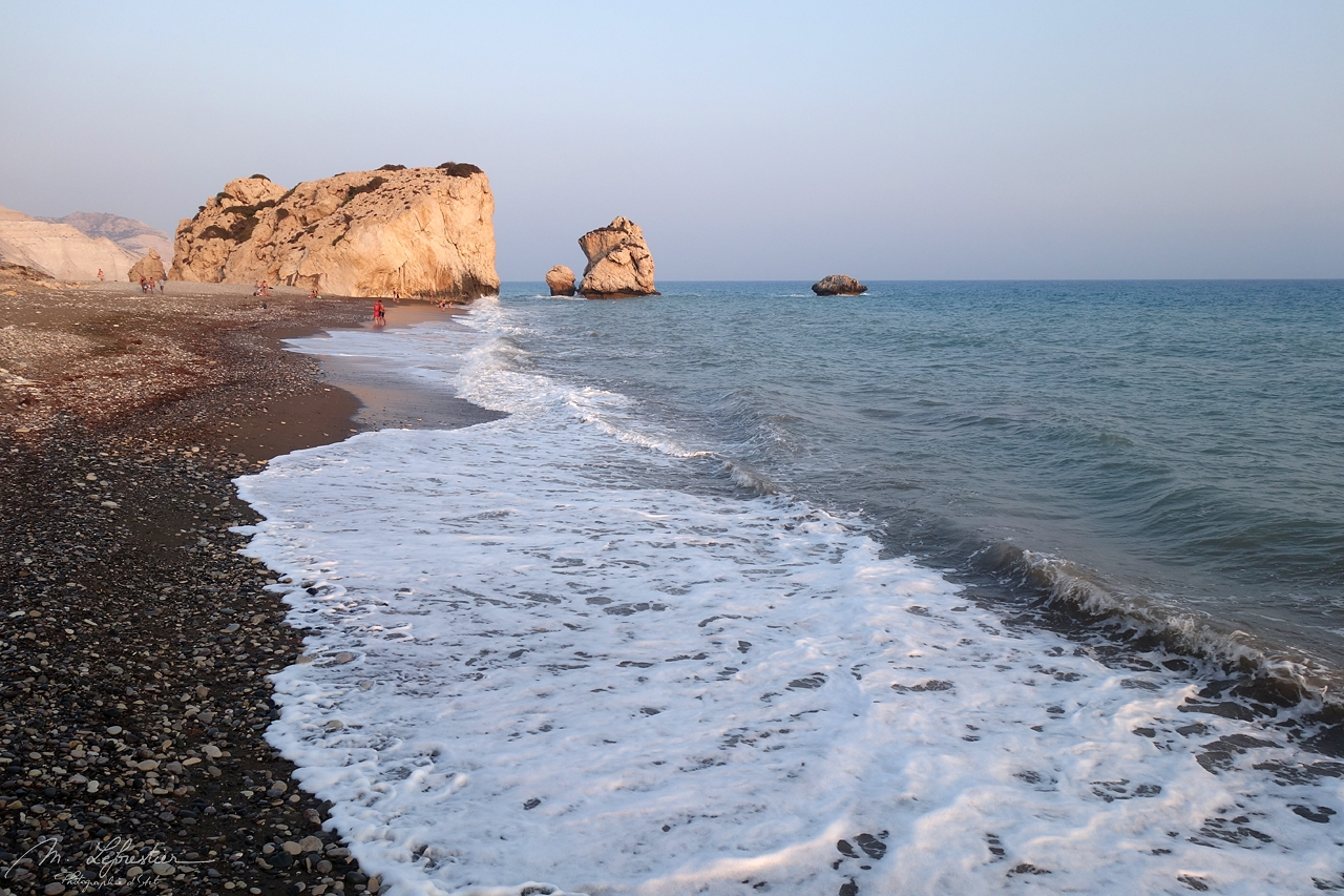 Cyprus: see the birthplace of Aphrodite in Petra Tou Romiou