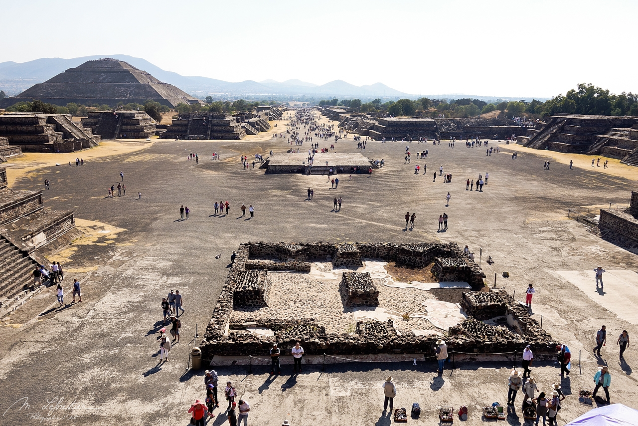 Mexico: see the city of Gods at Teotihuacan