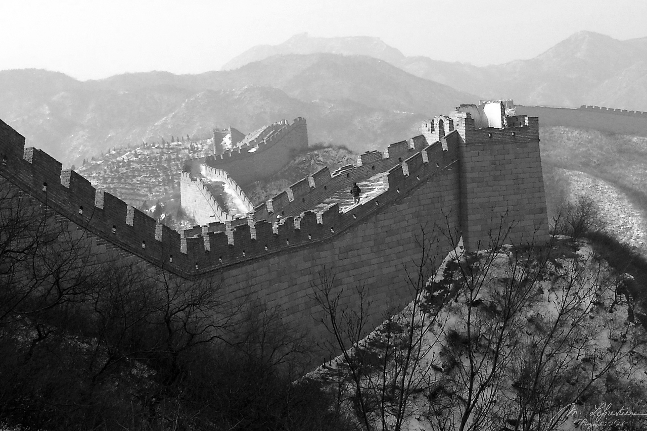 China: see the Great Wall at Badaling