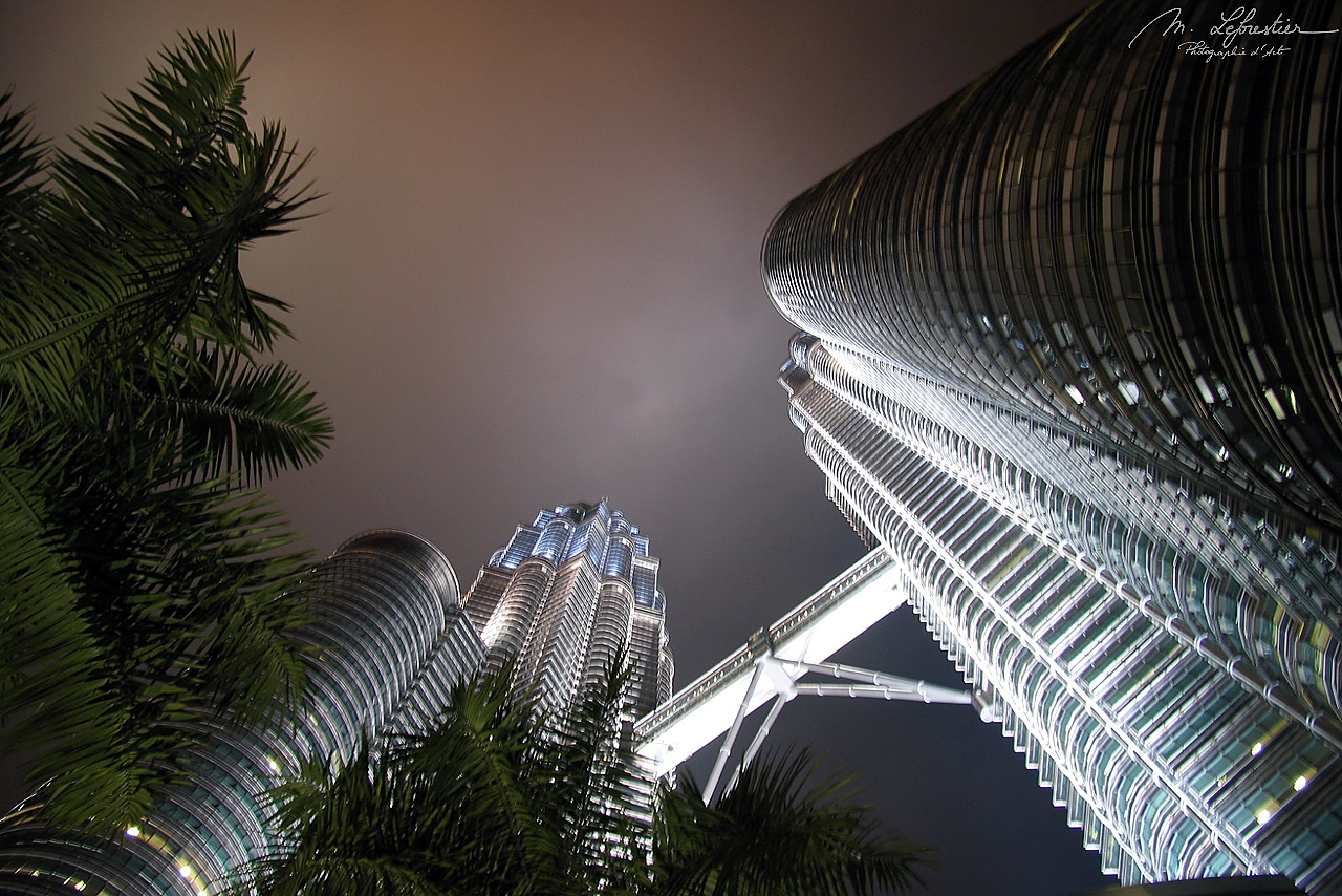 Malaysia: see one of the tallest buildings in the world in KL