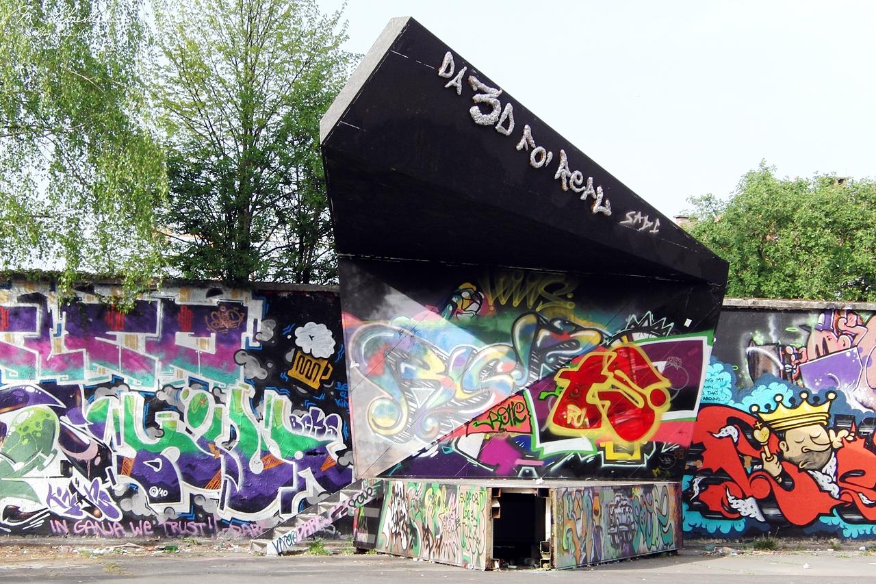 Slovenia: visit the alternative district of Metelkova in Ljubljana