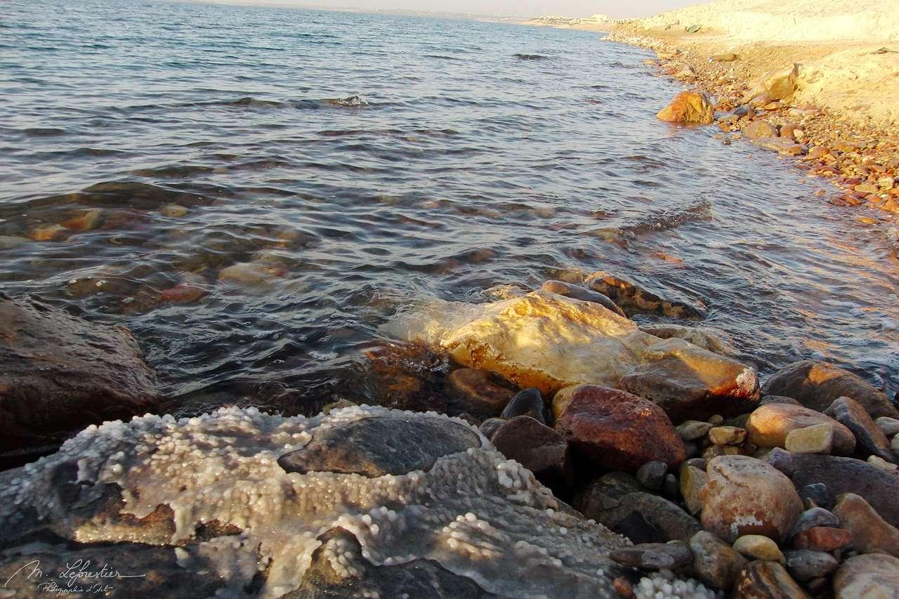 Jordan: float on the Dead Sea