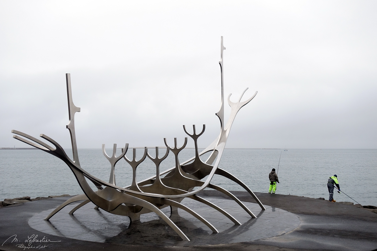 Iceland: don't miss the Sun Voyager landmark in Reykavik