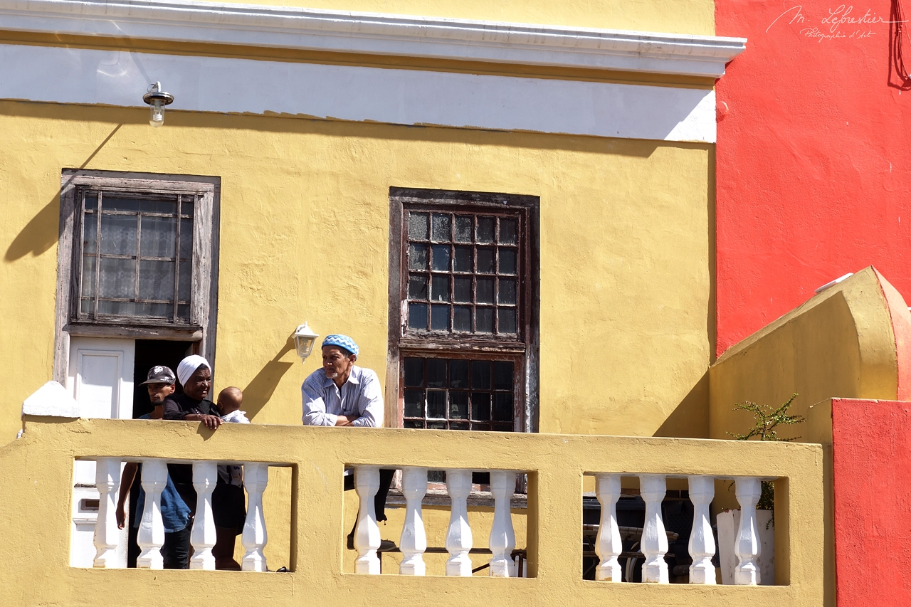 South Africa: take a walk in Bo-Kaap in Cape town