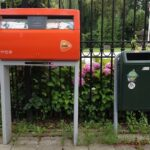 make sure to put the mail in the mailbox and the litter in the litter bin! Eindhoven, Netherlands