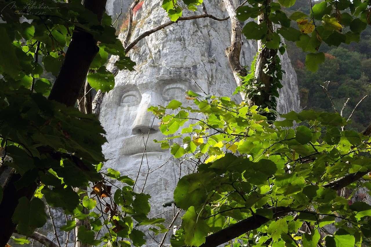 Romania: meet the colossal last king of Dacia in Orsova